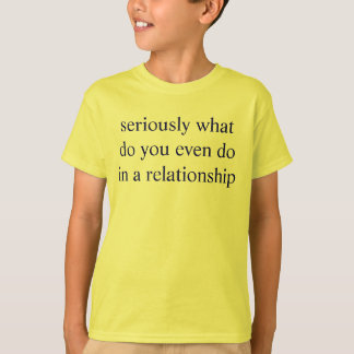 ???? R elations T-Shirt