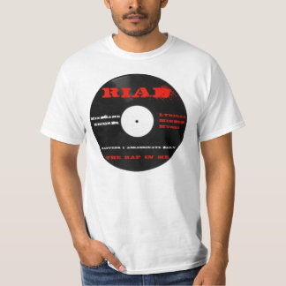 R.I.A.D. (The Rap In Me) T-shirts