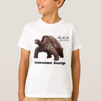 R.I.P. Lonesome George Shirt
