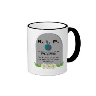 R.I.P. Pluto Mug