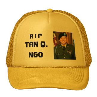 R I P, Tan Q.  Ngo Cap