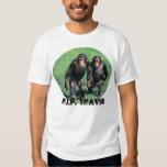 R.I.P. Travis the Chimp T Shirts