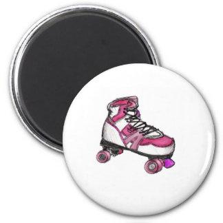 R is for Rollerskate Fridge Magnets