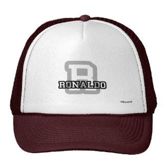 R is for Ronaldo Cap
