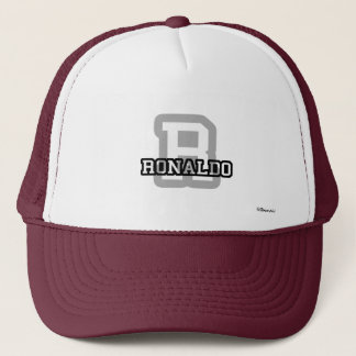 R is for Ronaldo Trucker Hat
