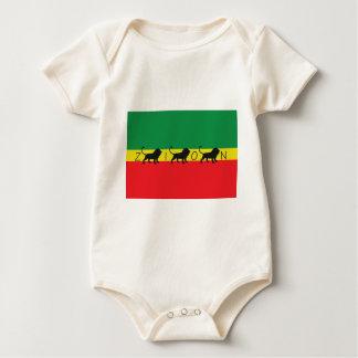 R Lion 1116 nc Baby Bodysuit