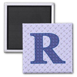 R SQUARE MAGNET