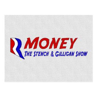 R-MONEY POSTCARD