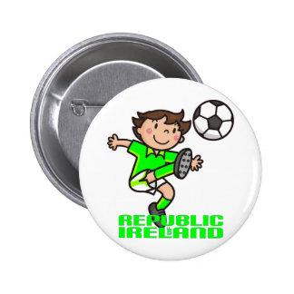 R of Ireland - Euro 2012 Buttons
