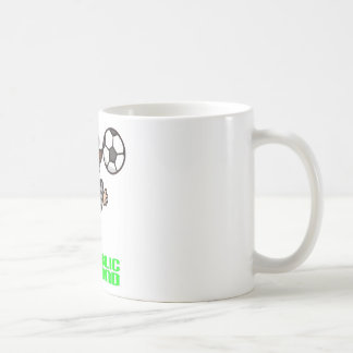 R. of Ireland - Euro 2012 Coffee Mug