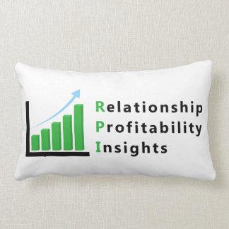 R P I Pillow Throw Cushion