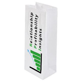 R P I Wine Gift Bag