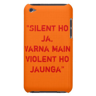 R... Rajkumar Quote iPod Touch 4G Case