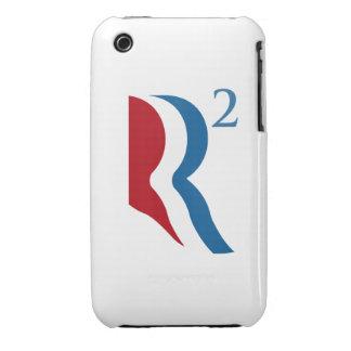 R SQUARED Case-Mate iPhone 3 CASES