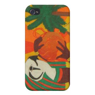 RA The Sun God iPhone 4/4S Case