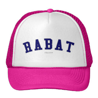 Rabat Cap