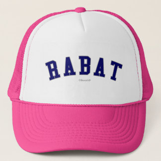 Rabat Trucker Hat