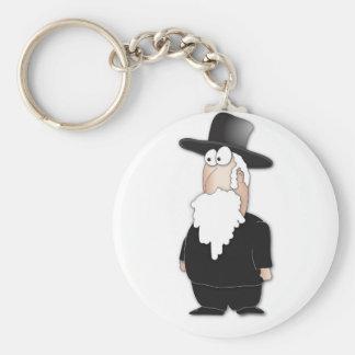 Rabbi Key Ring