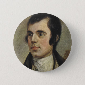 Rabbie Burns 6 Cm Round Badge