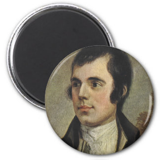 Rabbie Burns Magnet