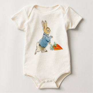 Rabbit and Friends Baby Bodysuit