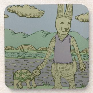 Rabbit and Turtle Coaster