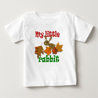 Rabbit animal kids t-shirt
