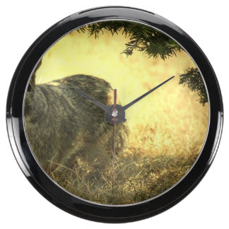 Rabbit Aqua Clocks