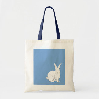 Rabbit blue Bag