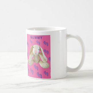 Rabbit Bunny MUMMY mum mug birthday present