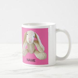 Rabbit Bunny present daughter mum etc. Basic White Mug