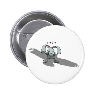 ????... Rabbit Cartoon Button