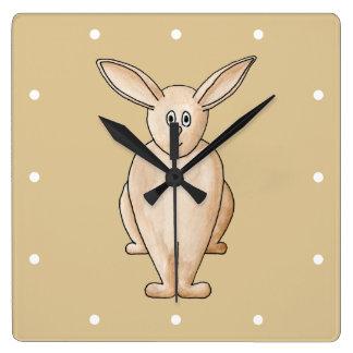 Rabbit. Wall Clocks