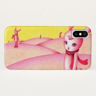 Rabbit country iPhone x case