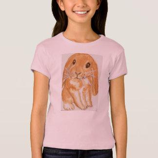 Rabbit cute t shirt daughter etc birthday Christma