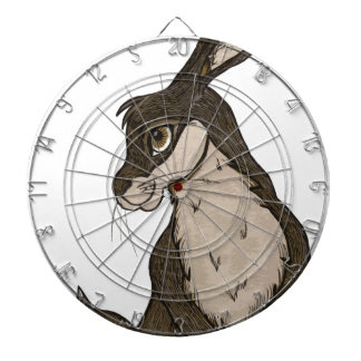 Rabbit Dartboard