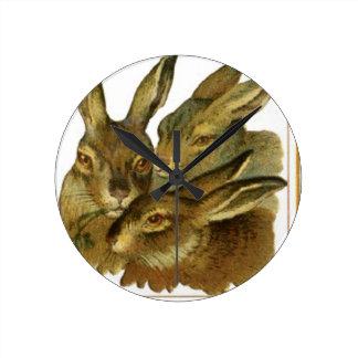 Rabbit Design Clocks
