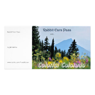 Rabbit Ears Pass - Vintage Style Photo Cards