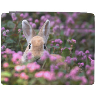 Rabbit farm iPad cover