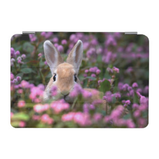 Rabbit farm iPad mini cover