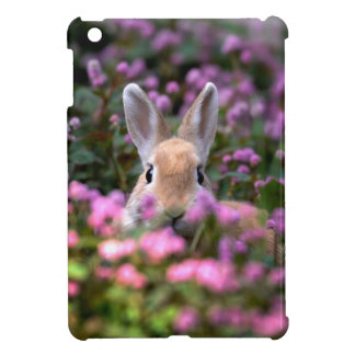 Rabbit farm iPad mini covers