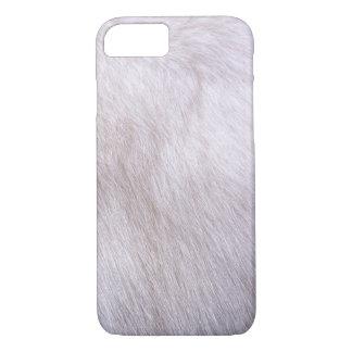 RABBIT FUR iPhone 7 CASE