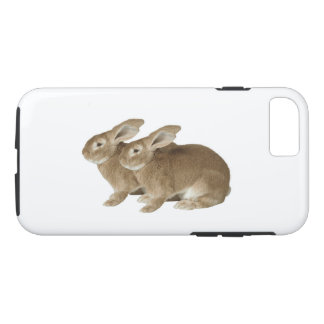 Rabbit image fo Apple iPhone 8/7, Tough Phone Case