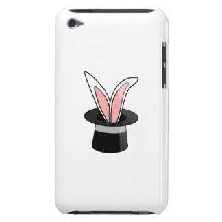 Rabbit in a Hat Magic Trick iPod Touch Cases