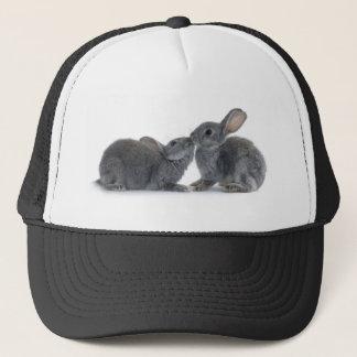 Rabbit Kiss Trucker Hat