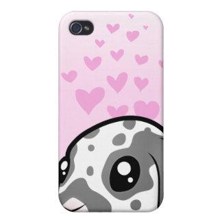 Rabbit Love (floppy ear smooth hair) Case For The iPhone 4
