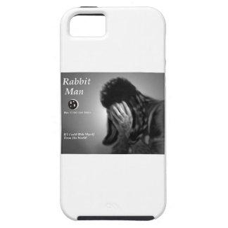Rabbit Man iPhone 5 Cover