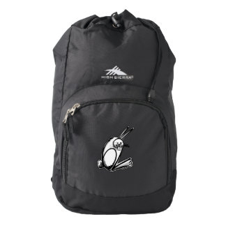 rabbit number 62 backpack