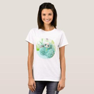 Rabbit of mint T-Shirt