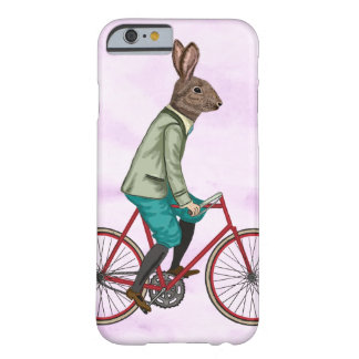 Rabbit On Bike 3 Barely There iPhone 6 Case